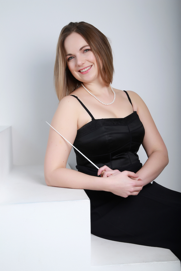 Joanna Tomlinson, Conductor
